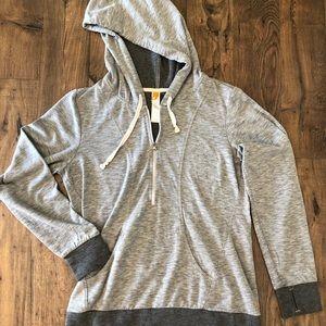 Soft lightweight hoodie